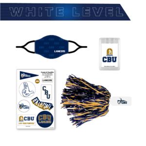 White Level Spirit Pack Items