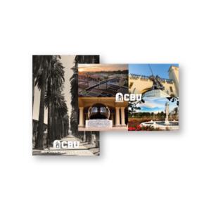 CBU Campus Postcards